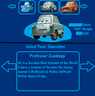 CharacterSelection