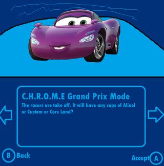 CHROMEMode