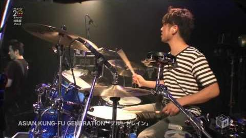 Asian Kung-Fu Generation - Blue Train Live