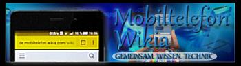 Mobiltelefon Wikia Partnerschaft