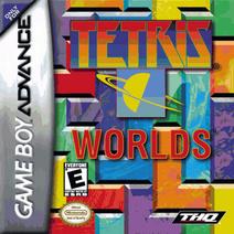 Tetris Worlds GBA