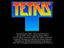 Tetris Copyright