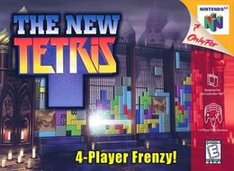 The New Tetris (Caja)