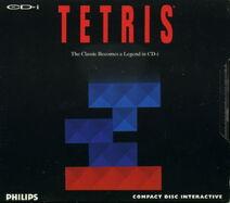 Tetris CD-i box front