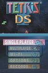Tetris DS title