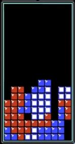 Weird block placement