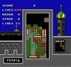 Tetris Famicom BPS gameplay