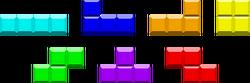 Tetromino image