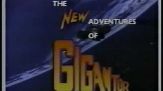 The New Adventures of Gigantor Opening