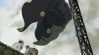 Tetsujin 28-go ep 01 - The Resurrection of Shotaro pt01