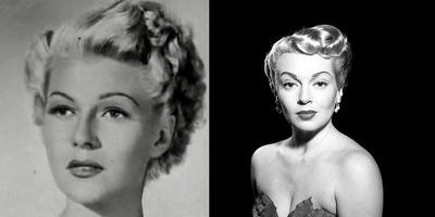 Rita Hayworth and Lana Turner Red Tex Avery