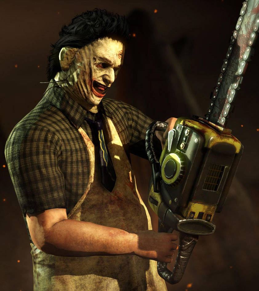 Leatherface Mortal Kombat Timeline The Texas Chainsaw Massacre