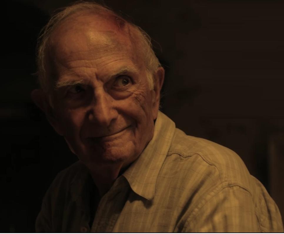 Texas chainsaw massacre grandpa sawyer
