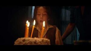 Jed or Leatherface's Birthday Scene LEATHERFACE (2017)