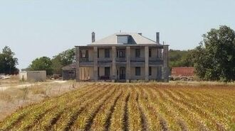 REAL TEXAS CHAINSAW MASSACRE HOUSE
