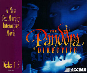 Pandora.Directive.Cover