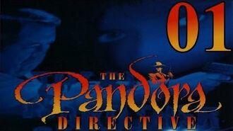 Tex Murphy The Pandora Directive (ENG) - 01 21 - Giorno 1 - 01 02