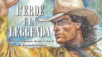 Tex Romanzi a Fumetti - L'eroe e la leggenda.