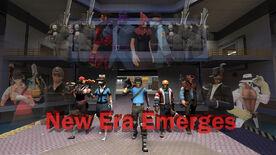 New Era Emerge Poster (Design)