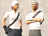 Hjuki and Bil