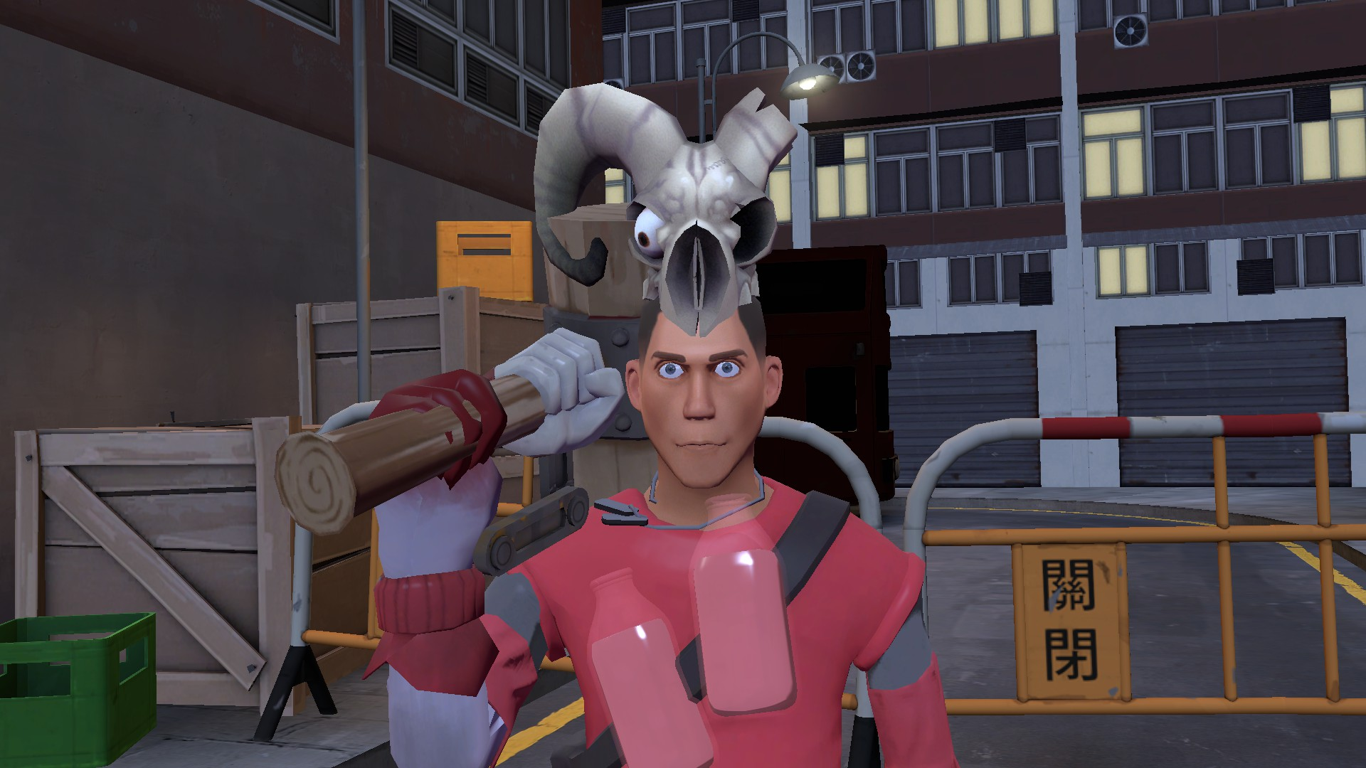 Boom Scout | TF2 FreakShow Concept Wikia | FANDOM powered by