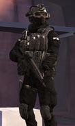 SCI Soldier