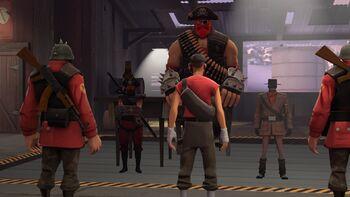 Redbeard's recrutiting initiation