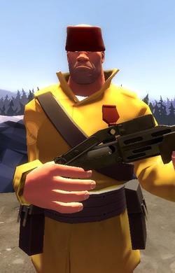 Commander Tarboosh
