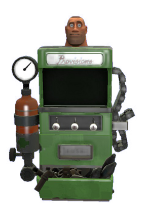 American dispenser
