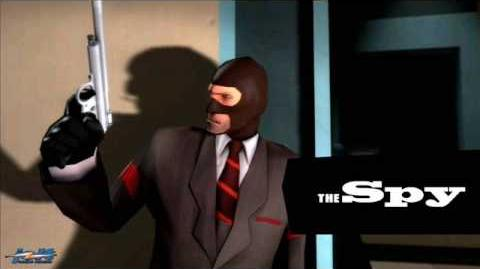 Team Fortress 2 Spy Theme - Right Behind You