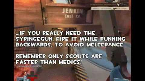 TF2 - How to play the Medic