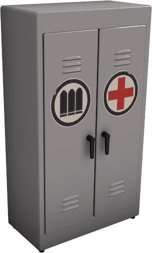Resupply Cabinet | The Team Fortress 2 Console Wiki | FANDOM