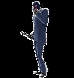 Spy pic