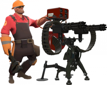 Sentry gun the team fortress 2 console wiki fandom powered by wikia sentry gun malvernweather Choice Image