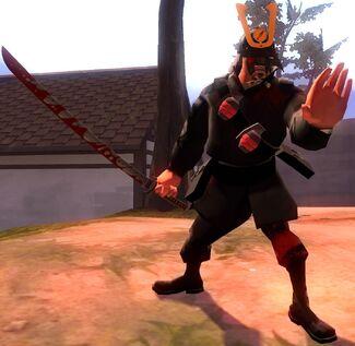Samurai Redesign