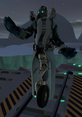 Dr. Robograden
