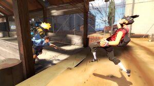 Doc Spencer attacks