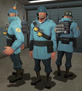 SoldierDrones