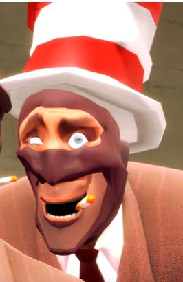 Top Hat Spy