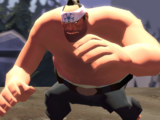 Heavy Sumo Guy