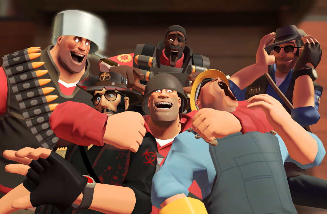 Team fortress femscout story