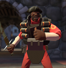 Captain Demoman