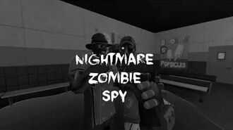 Meet The Nightmare Zombie Spy