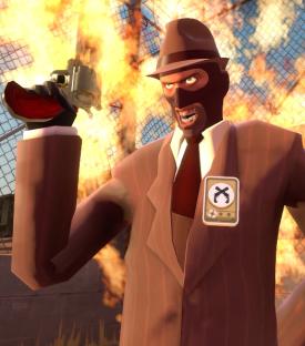 Derp Spy Red