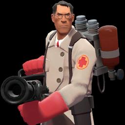 Full-medic-red