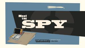 Spy Video Splash