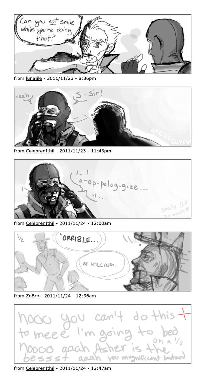 Battleworn Layer 7