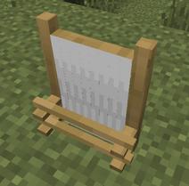 Loom yarn