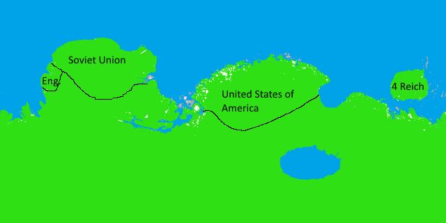 Map mars