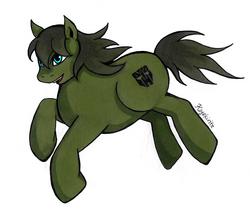 Tfp ponies bulkhead by kagekirite-d7g77ck
